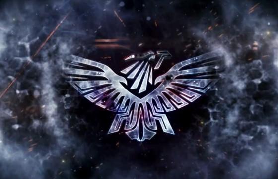 AE模板 电影预告片开场LOGO演绎 Energetic Epic logo
