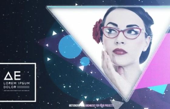 AE模板 时尚动感标题字幕条动画工具包 Fashion Dreams Pack