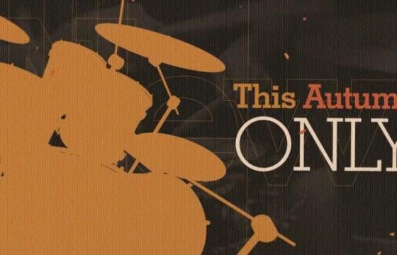 AE模板 复古吉他架子鼓乐器动画宣传片头 Funk Star
