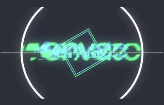 AE模板 图形动画干扰故障介绍 Videohive Glitch Intro