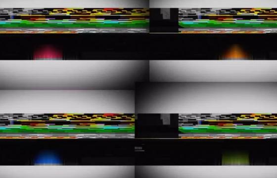 AE模板 画面故障干扰损坏LOGO标志展示片头 Glitch Logo Reveals