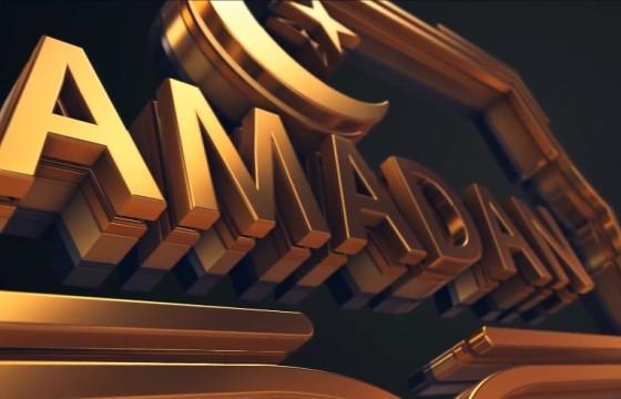 AE模板 金色大气镜面三维文字LOGO展示片头 Gold Logo Reveal