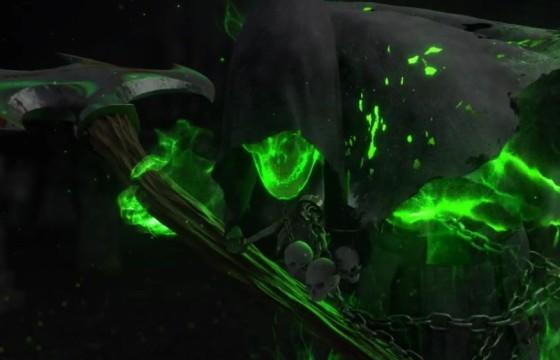 AE模板 死神镰刀恐怖LOGO动画展示片头 Horror Reaper Reveal