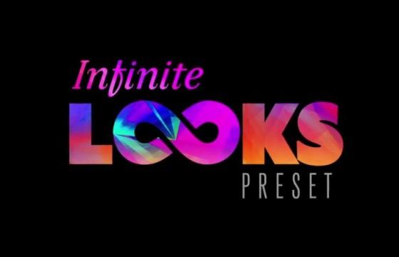 AE预设 无限颜色调色预设 VideoHive Infinite Looks Preset