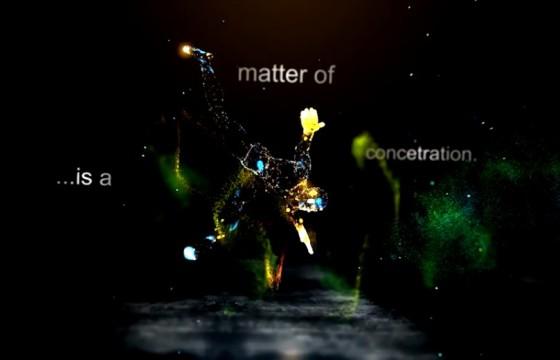 AE Pr模板 光影舞者 抽象幻影舞者文字标题动画 Light Dancer