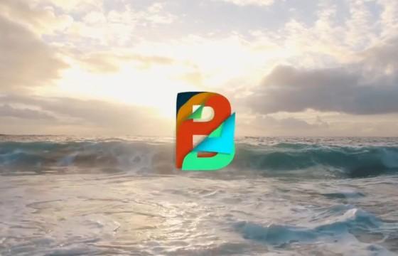 AE模板 洋葱皮效果图形叠加动画LOGO片头 Logo Reveal