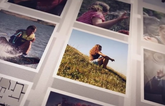 AE模板 模块化照片库展示模板片头 Modular Photo Gallery Kit