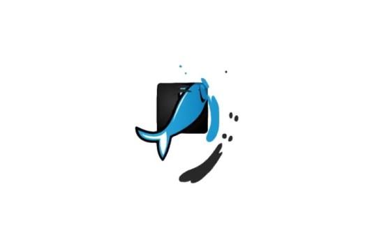 AE模板 液体MG图形动画LOGO演绎片头 Motion Shapes Logo