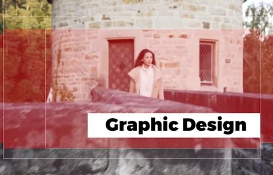 Pr图形模板 简单的Mogrt图形预设标题动画 Mogrt Graphics Titles