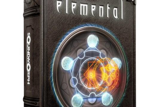 音效素材 仙侠武侠特技打斗风火雷电科幻魔法音效 Elemental Sound Pack