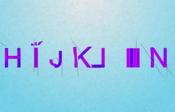 AE模板脚本 时尚动画字体特效脚本 Stylish Animated Typeface