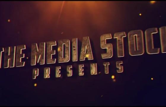 AE模板 三维文字标题动画电影预告片模板 Trailer Title 3