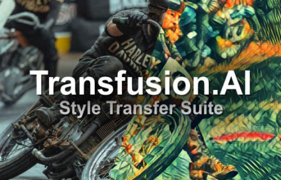 AE插件 Ai智能化视频风格化效果插件 Transfusion v1.3.0中文版