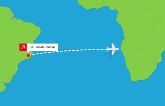 AE模板 地图导航标记旅游路线制作 Travel Routes Maker