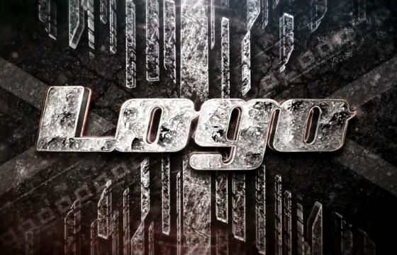 AE模板 史诗级文字标题LOGO开场片头动画展示 Epic Logo