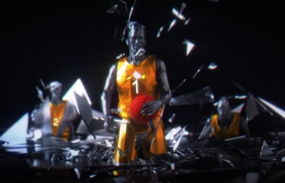 AE模板 篮球赛事运动员片头动画 Energizing Basketball Opener