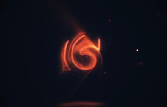 AE模板 火焰描边发光特效LOGO文字动画片头 Epic Fire Logo