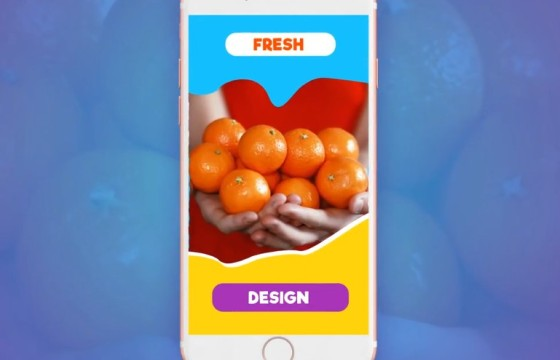AE模板 手机竖屏商品展示促销广告幻灯片 Instagram Slideshow