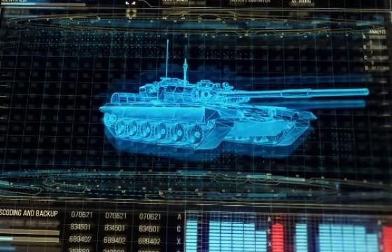 AE模板 500多高科技科幻界面HUD动画元素工具包 Sci-fi HUD