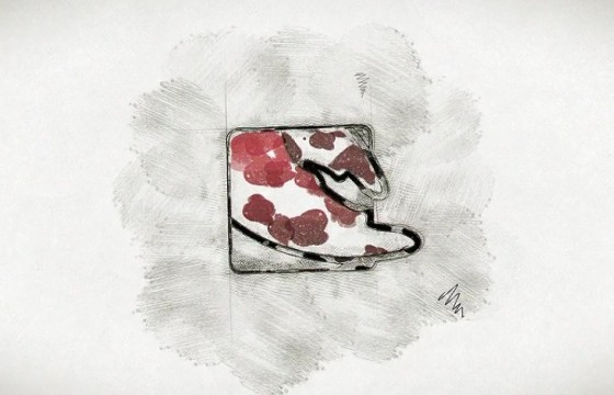 AE模板 铅笔素描墨水LOGO显示片头 Sketch Ink Logo Reveal
