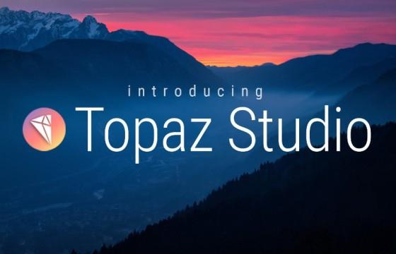 PS Lr插件 摄影师专用图像编辑处理软件 Topaz Studio v1.11.8