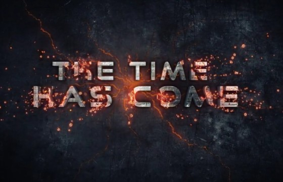 AE模板 史诗游戏电影文字标题破碎特效预告片 Epic Trailer Teaser