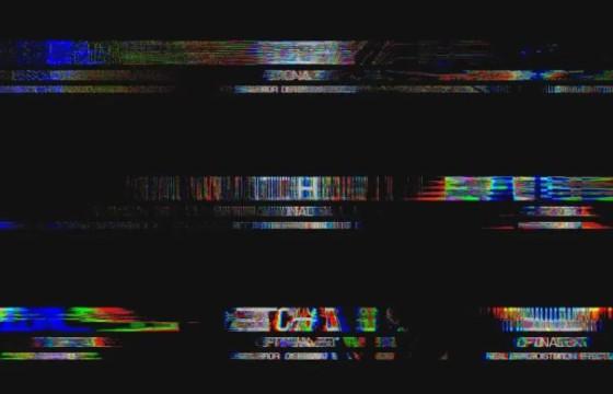 Pr基本图形模板 30个画面失真混乱效果文字标题特效 Mogrt预设