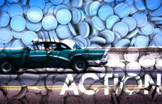 AE模板-创意3D圆形组合幻灯片放映效果 3d Projection Slide Show