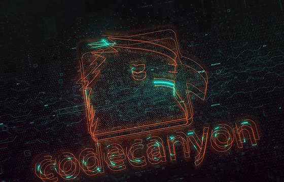 AE模板 动作片开场LOGO描边动画片头 Action Glitch Logo Reveal