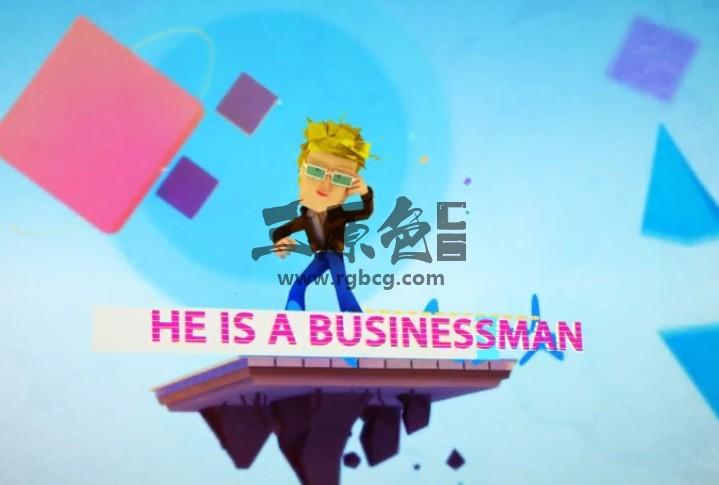 AE模板 公司业务介绍推广动画片头 Awesome Company Promotion Ae 模板-第1张