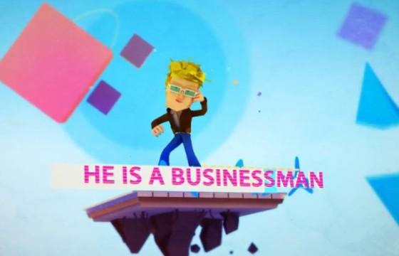 AE模板 公司业务介绍推广动画片头 Awesome Company Promotion
