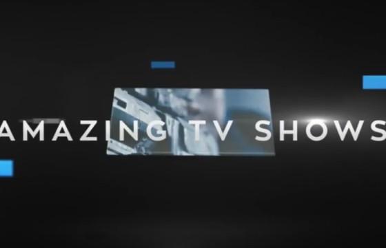 AE模板 视频幻灯片 文字媒体广播栏目包装 Broadcast Promo 3