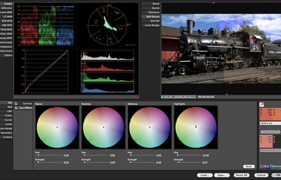 AE Pr 精密校正调色插件 Synthetic Aperture Color Finesse v3.1 一键安装