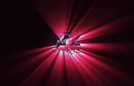 AE模板-电影预告片光线射线LOGO显示 Cinematic Light Rays Logo Reveal