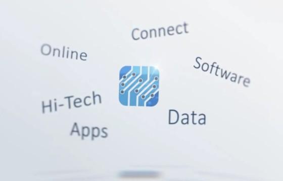 AE模板-企业公司网站关键词LOGO显示 Corporate Keywords Logo