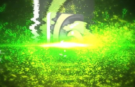 AE模板 数字画面失真故障LOGO显示片头 Digital Glitch Logo