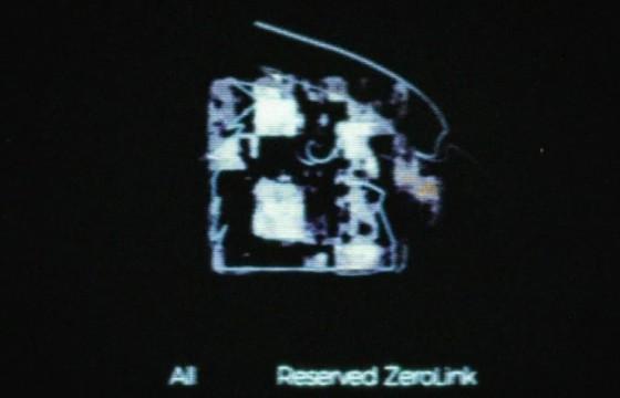 AE模板 诡异恐怖气氛电影预告片文字LOGO显示 Glitch Ghost