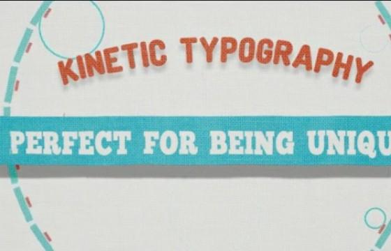 AE模板 复古风格图形文字排版动画 Kinetic Typography Pack