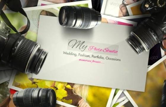 AE模板 摄影师摄影作品展示LOGO片头 Photographer Logo
