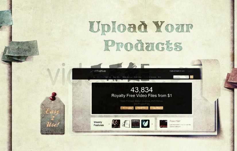 AE模板 推广您的在线业务 Promote Your Online Business Ae 模板-第1张
