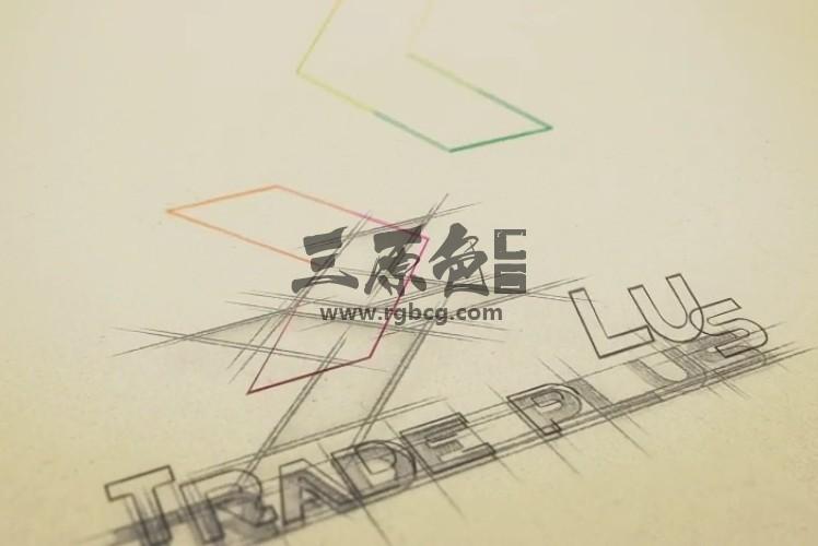 AE模板 手绘素描草图LOGO动画片头展示 Sketch Logo Build Ae 模板-第1张