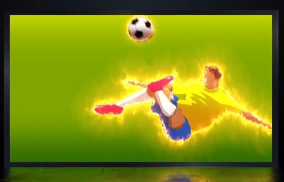 AE模板 足球体育赛事射门栏目包装片头 Soccer Opener Pro