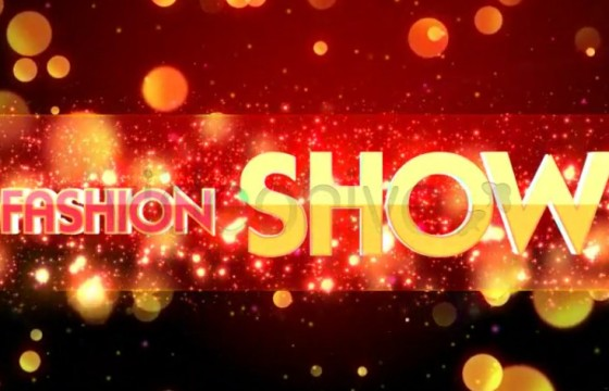 AE模板 时尚粒子飞舞幻灯片 Stylish Fashion Slide Show