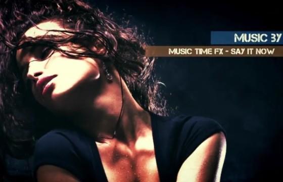 AE模板 时尚现代分屏图文展示幻灯片 Versatile Grunge Trailer