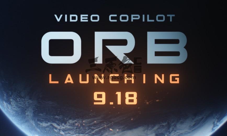 AE插件 三维星球 VideoCopilot Orb v1.0 Win/Mac + 视频教程 Ae 插件-第1张