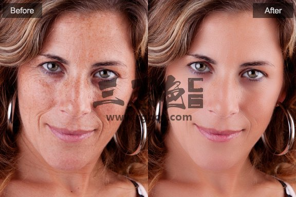 PS人像美容磨皮 皮肤修饰美白插件 PT Portrait v4.1中文一键版 Ps/Lr 插件-第1张