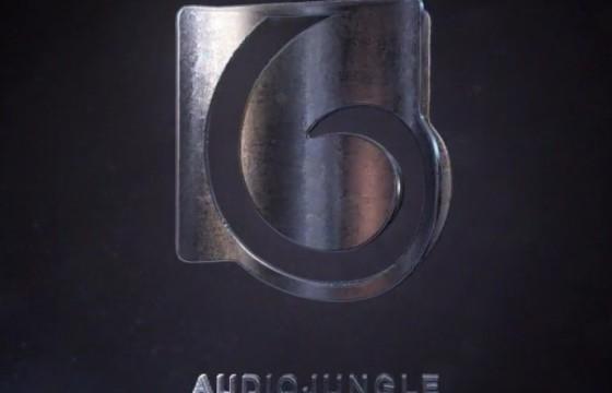 AE模板 金属材质LOGO标志洋葱皮动画片头 Cinematic Metal Logo