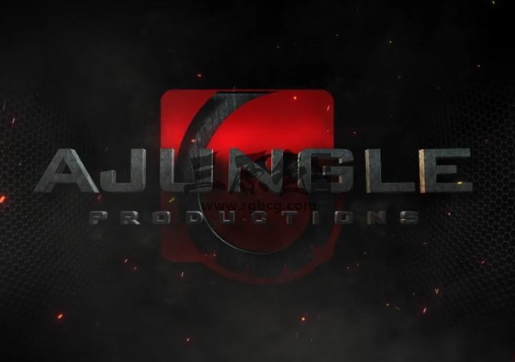 AE模板:电影预告片 三维文字动画 Cinematic Trailer 5 Ae 模板-第1张