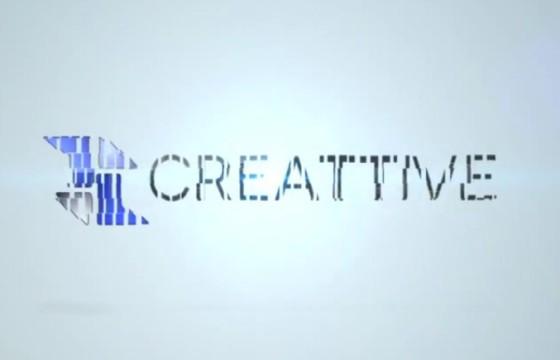 AE模板-像素方块分割特效动画LOGO显示 Clean Bright Logo