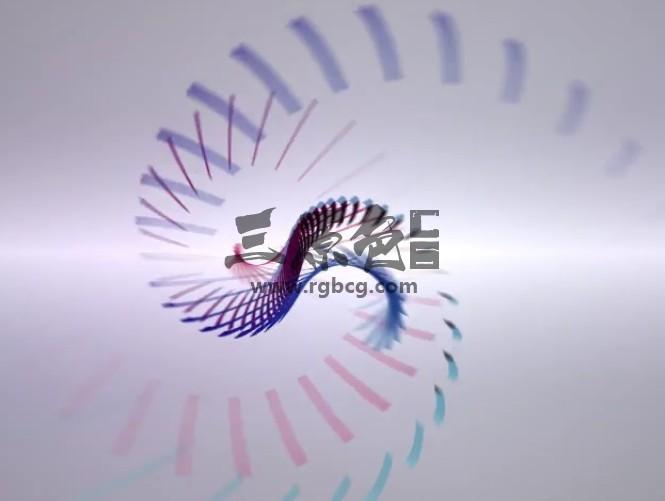 AE模板 径向LOGO徽标显示动画 Clean Radial Logo Reveal Pack Ae 模板-第1张